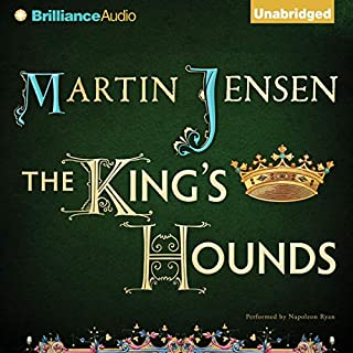 The King's Hounds cover art