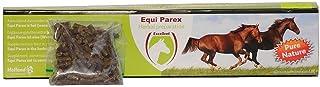 Kräuter Wurmkur Entwurmung für Pferde, Ponys, Esel mit Equiparex | Kräuter Wurmkuren | Equiparex aktiviert das Abwehrsystem | natürlich entwurmen statt Chemie 5x50 gr für 1x entwurmen