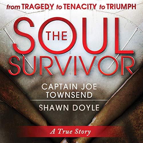 The Soul Survivor audiobook cover art
