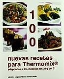 100 Nuevas Recetas Para Thermomix (anillas)