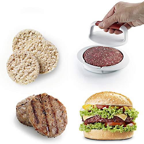 hamburger press 5 inch - 9