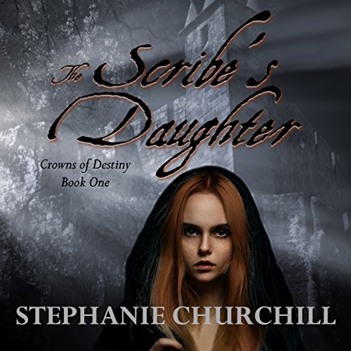 The Scribe's Daughter audiobook cover art