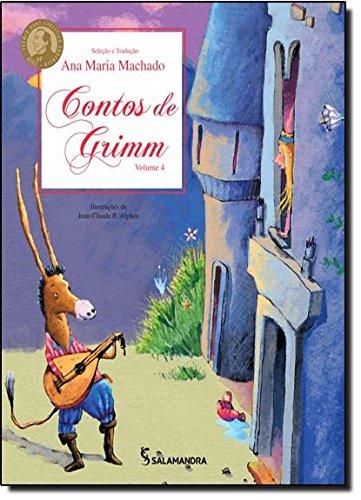 Contos de Grimm - Volume 4
