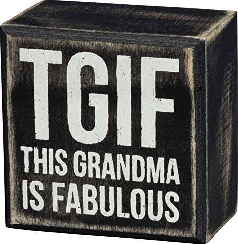 This Grandma is Fabulous Sign