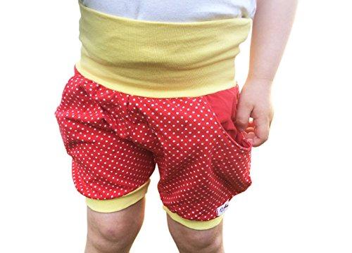 Annsfashion 'Violet Enfant Short Pantalon Bouffant été buxe Short Taille 50–116 - - 62 cm/68 cm