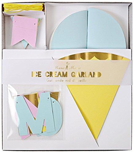 Meri Meri Ice Cream Garland