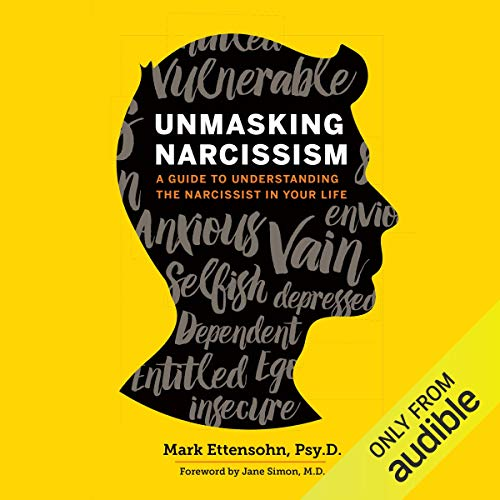 Unmasking Narcissism cover art