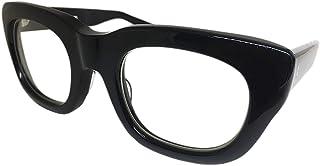 EFFECTOR(エフェクター) メガネ/サングラス オリジナルモデル ウェリントンタイプ 「DELTA/デルタ」 Col.BK (黒)