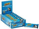 Powerbar Protein Plus Low Sugar Vainilla, Barritas Proteinas con Bajo Nivel de Azucar - 30 Barras (1050 g)