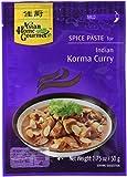 AHG Spice Paste Korma Curry - Paquete de 12 x 50 gr - Total: 600 gr