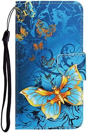 Wald PU Leder Tasche Gemalt Muster Flipcase Cover Ultra D/ünn Brieftasche Handyh/ülle Handytasche Ledertasche Displayschutz Fatcatparadise Kompatibel mit Samsung Galaxy S8
