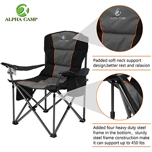 ALPHA CAMP Chair