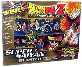 DRAGONBALL Z -- Super Saiyan Blaster -- Collectible Card Game Set (DragonBallZ)