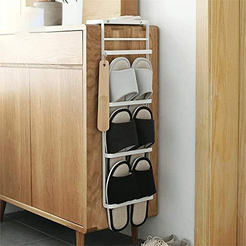 HXR schoenenkast gemonteerd op kast huis deur eenvoudige kast badkamer pantoffels van smeedijzer garderobe