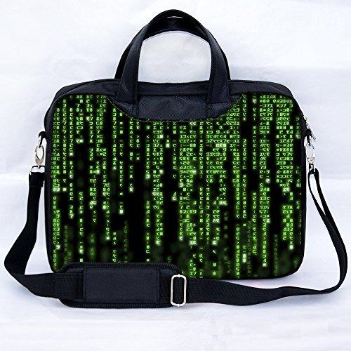 Sidorenko 15-15,6 Zoll Laptoptasche | Laptop Umhängetasche mit Zwei Innentaschen für Zubehör | Notebook-Schultertasche - Notebook-Tasche Dreck- & Wasserabweisend