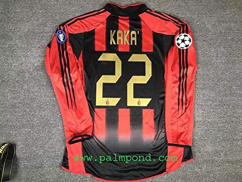 FM Kaká Retro Long Sleeve Jersey 2004-2005 (XL)