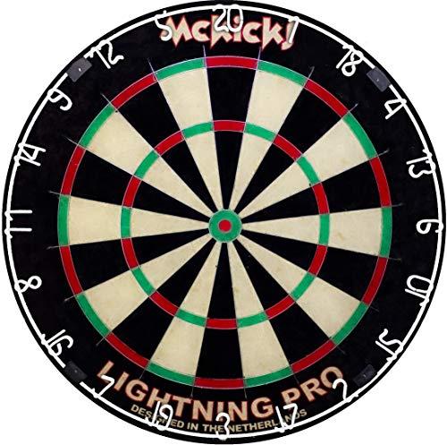 McKicks Lightning Pro Dartboard Dartscheibe