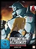 Fullmetal Alchemist: Brotherhood - Volume 6 (Digipack im Schuber mit Hochprägung und Glanzfolie) (2 Disc Set) [Limited Edition] [Alemania] [DVD]