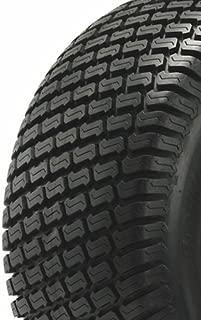MowerPartsGroup (1) 16x6.50-8 Turf Tire 4 Ply Grassmaster Tread