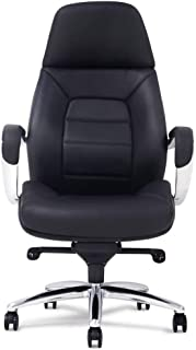 Best real leather executive office chair Reviews