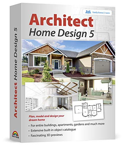 Architect Home Design 5 - Plan, model and design your dream home and landscape