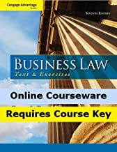 MindTap Business Law for Miller/Hollowell's Cengage Advantage Books: Business Law: Text and Exercises, 7th Edition
