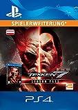 Tekken 7 Season Pass Edition DLC [PS4 Download Code - österreichisches Konto]