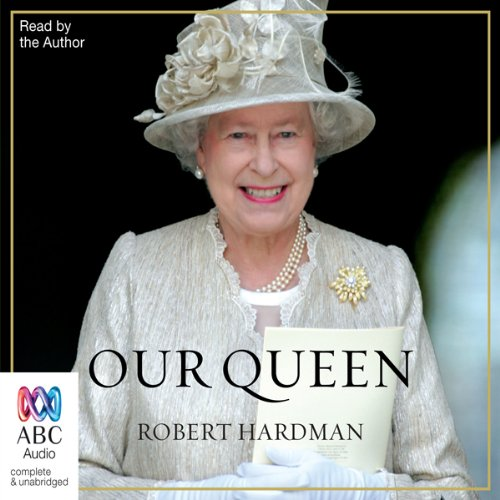 Our Queen audiobook cover art