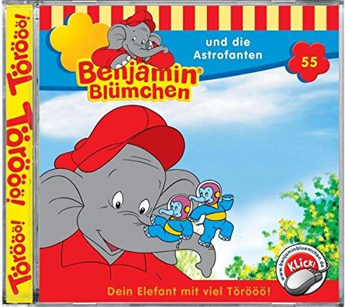 Folge 55: Benjamin und die Astrofanten