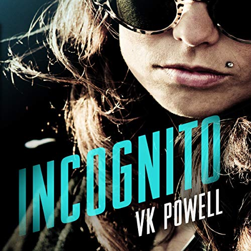 Incognito Audiobook By VK Powell cover art
