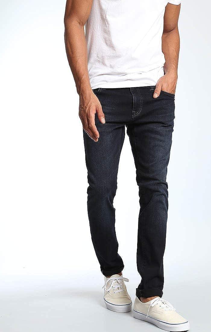Mavi Mens James Regular Rise Skinny Leg Jeans