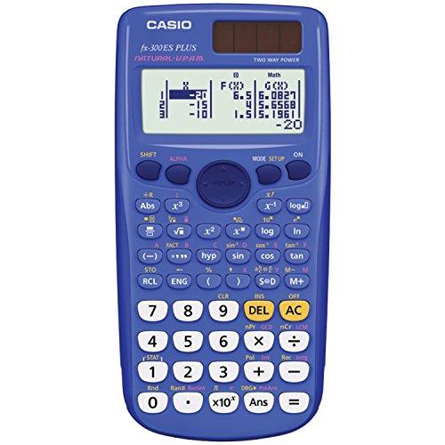 Casio Inc. fx-300es Plus Technik/wissenschaftlicher Taschenrechner