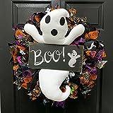 Halloween Wreaths for Front Door Outside...