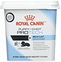 Royal Canin Puppy Protect is a breast milk enriched with antibody recommended for orphan puppies or when an ailment prevents breastfeeding in the mother (mammite, insufficient lactation, lack of colostrum, etc.). The composition of Puppy Protect is v...
