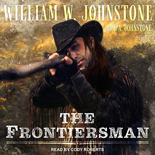 The Frontiersman audiobook cover art