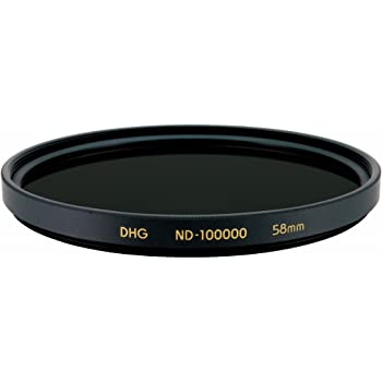 MARUMI NDフィルター 58mm DHG ND100000 58mm 日食撮影用