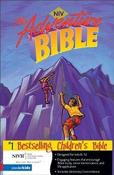 Paperback The Adventure Bible, NIV Book