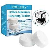 Kaffeereiniger Tabletten,Kaffeefettlöser Tabletten,Kaffeefettlöser,Reinigungstabletten Für...