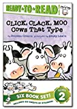 Click, Clack! Ready-To-Read Value Pack: Click, Clack, Moo; Giggle, Giggle, Quack; Dooby Dooby Moo; Click, Clack, Boo!; Click, Clack, Peep!; Click, ... (Click Clack: Ready-to-Read, Level 2)