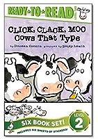 Click, Clack! Ready-to-Read Value Pack: Click, Clack, Moo; Giggle, Giggle, Quack; Dooby Dooby Moo; Click, Clack, Boo!; Click, Clack, Peep!; Click, Clack, Surprise! (A Click Clack Book)