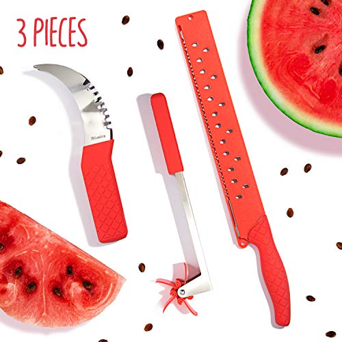 3-Piece for Cutting Melon