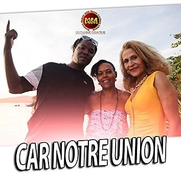 Car notre union (feat. Suzanne Dracius)