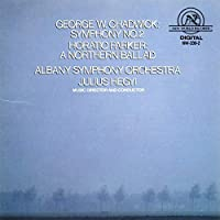 George W. Chadwich: Symphony No. 2; Horatio Parker: A Northern Ballad