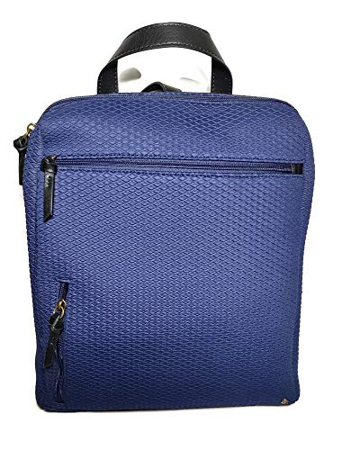 Elliot Lucca Olvera Metro Backpack Purse Fits 13' Laptop- Navy