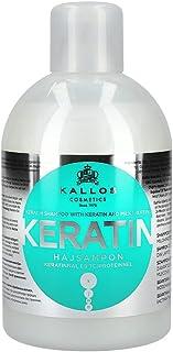 Kallos, Shampoo cheratina, 1000 ml