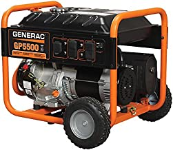 Best generac 5500 generator manual Reviews