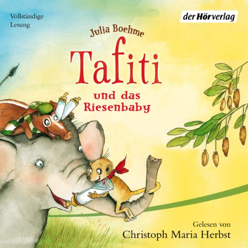 Tafiti und das Riesenbaby audiobook cover art
