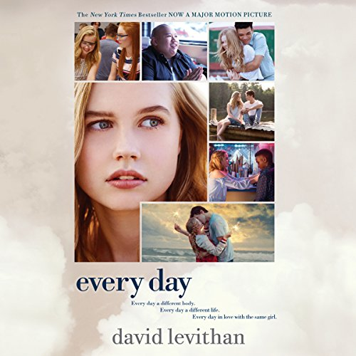 Every Day audiobook cover art