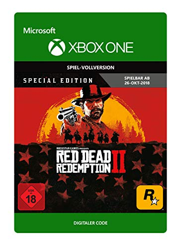 Red Dead Redemption 2: Special Edition | Xbox One - [Download Code]