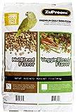 ZuPreem NutBlend - Alimento para Aves, Pienso Loros y Guacamayos, Frutos Secos, 7.94 kg